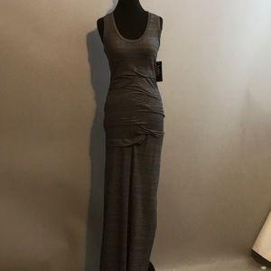 "NICOLE MILLER - ""VANESSA"" KNIT MAXI DRESS"
